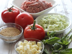 Naked-Turkey-Bruschetta-Burgers Ingredients