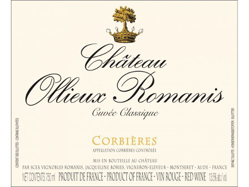 chateau-ollieux-romanis-cuvee-classique-corbieres-NV