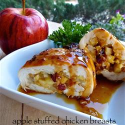 Apple Stuffed Chicken Breast 2