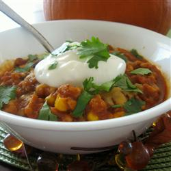 Pumpkin Turkey Chili 2