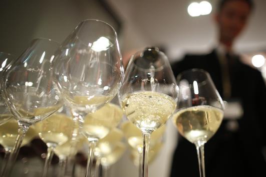 White Wine glases