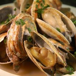 Scott Ure's Clams And Garlic