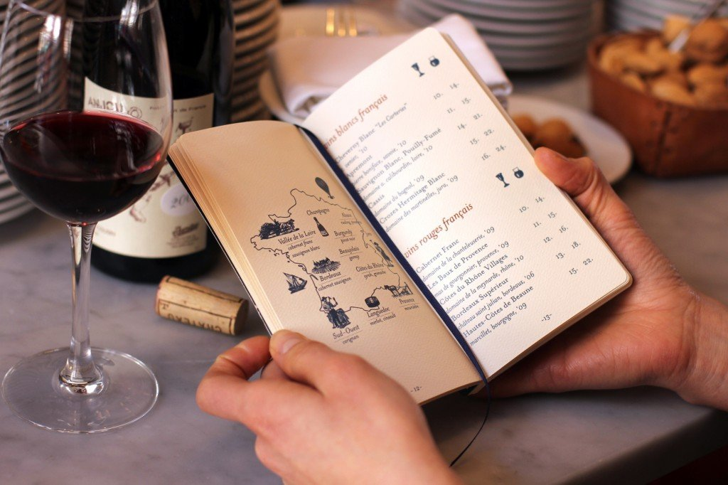 More on How to Read a Wine List