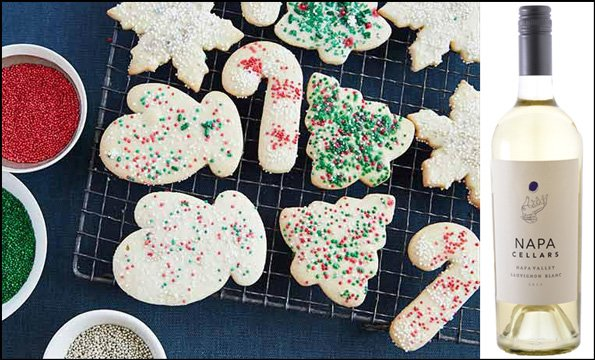 Christmas Cookie & Wine Pairings