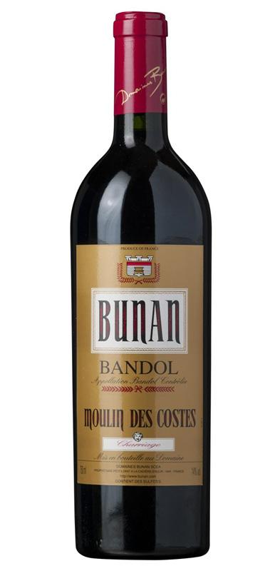 Domaine-Bunan-Moulin-des-Costes-Bandol-Bottle