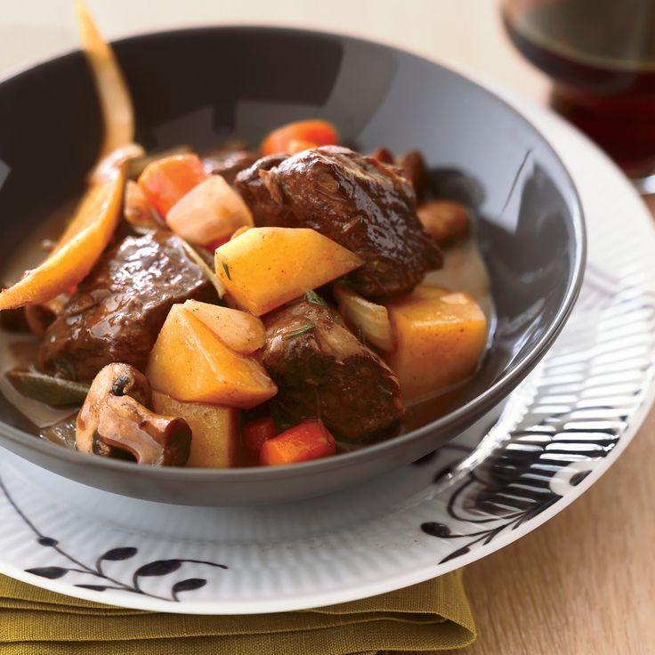 Short Rib Stew