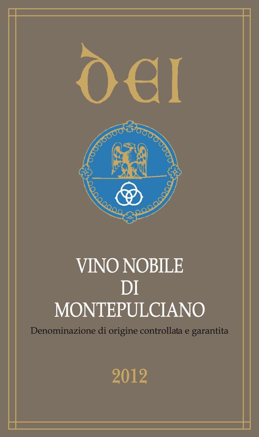Dei Vino Nobile di Montepulciano 2012