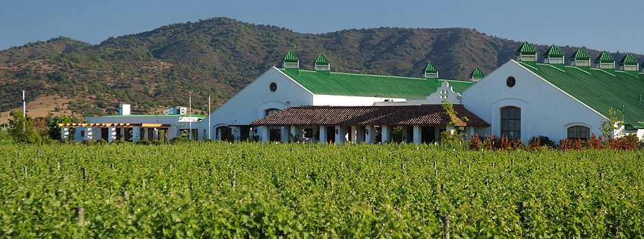Casas del bosque winery of the year and the source of - Casitas del bosque ...