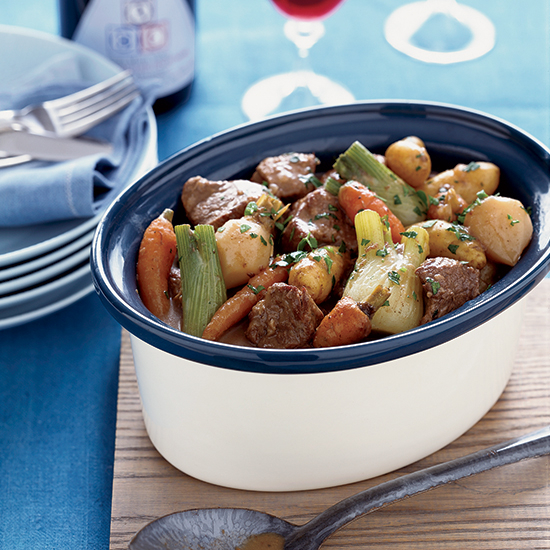 Lamb Stew with Root Vegetables