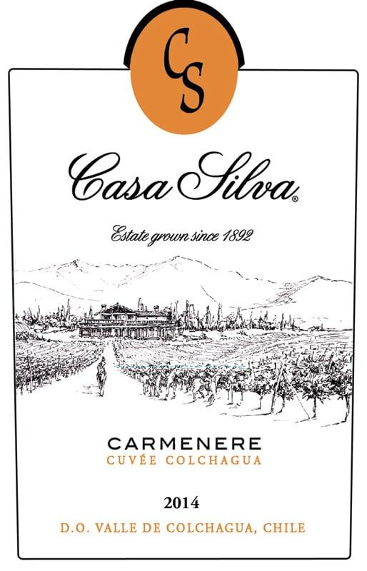casa-silva-cuvee-colchagua-carmenere-2014