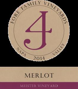 Fore Family Merlot 2014