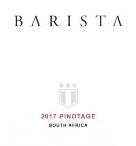 Barista Pinotage 2017