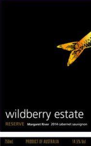 Wildberry Estate Margaret River Cabernet Sauvignon 2014