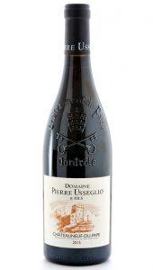 Chateauneuf Du Pape 2015 Bottle