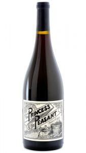 The Princess The Peasant Signal Ridge Vineyard Mendocino Pinot Noir 2016 Bottle