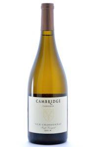 Cambridge Carneros Ccr Chardonnay 2014 Bottles