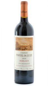 Paveil De Luze 2015 Bottle
