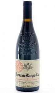 Domaine Raspail Ay Gigondas Bottle