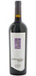 Milbrandt Vineyards Merlot 2012 Bottle