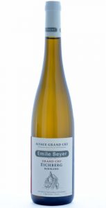 Emile Beyer Grand Cru Eichberg Riesling D'alsace Bottle