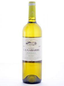 Chateau La Gabarre Bordeaux Blanc 2017