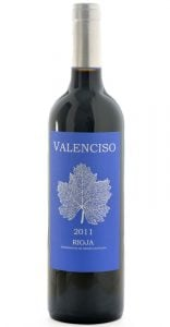 Valenciso Reserva Bottle