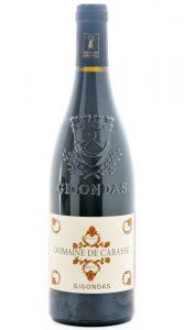 Cabasse Gigondas Bottle