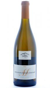 Fisher Vineyards Mountain Estate Chardonnay 2015 Bottle