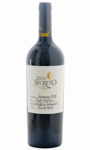 Valle Secreto First Edition Valle De Cachapoal Carmenère 2012 Bottle