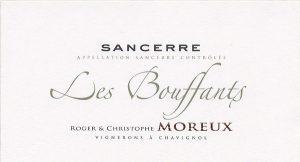 Domaine Roger & Christophe Moreux Les Bouffants Sancerre 2018