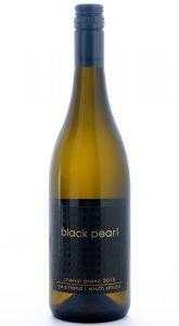 Black Pearl Vineyards Chenin Blanc 2018 Bottle