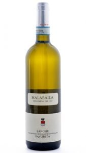 Malabaila Di Canale Langhe Favorita 2018 Bottle