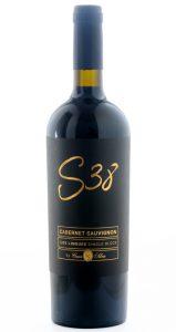 Casa Silva S38 Los Lingues Single Block Cabernet Sauvignon 2015 Bottle