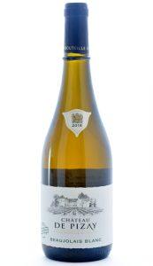Chateau De Pizay Beaujolais Blanc 2018 Bottle