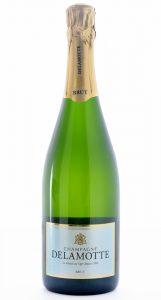 Delamotte Brut Champagne Nv Bottle