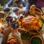 Why Serve Wine at Thanksgiving