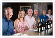Members of Our Primary Tasting Panel About to Begin a Review