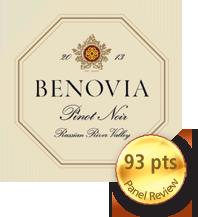 Benovia Russian River Pinot Noir 2013